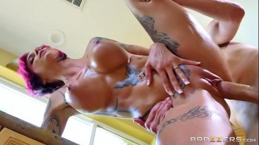 Shay Evans - Hot Mulatto dreams of sex with dirty builders