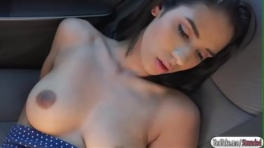 She lost and was fucked in wet cunt