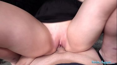 Female agent masturbating beauty gets wet agent with the desire