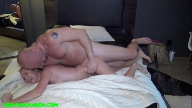 Slutty cutie gets her swarthy pussy banged by Manuel Ferrara