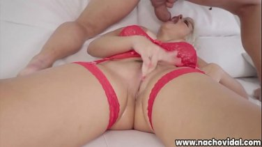 Lustful mature housewife seduces her stepson Lukas Frost